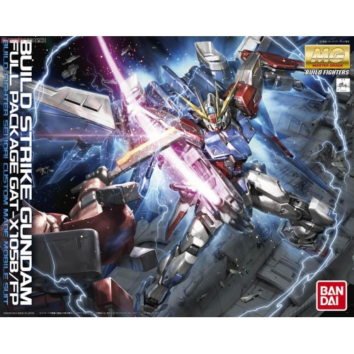 BUILD STRIKE GUNDAM FULL PACKAGE